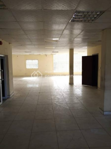 Serviced 57sqm,98sqm and 140sqm Open Plan Office Space, Allen Avenue, Allen, Ikeja, Lagos, Office Space for Rent