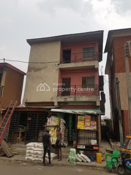 Blocks of Flat, Church Street, Makoko, Yaba, Lagos, Block of Flats for Sale