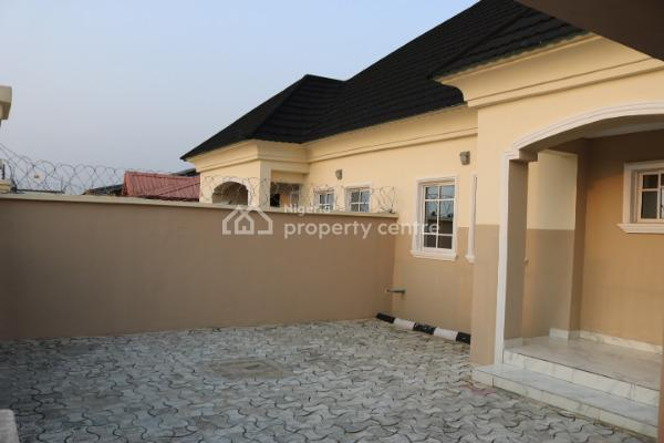Brand New, Well Located Luxury 3 Bedroom Bungalow, Abraham Adesanya Estate, Ajah, Lagos, Semi-detached Bungalow for Sale