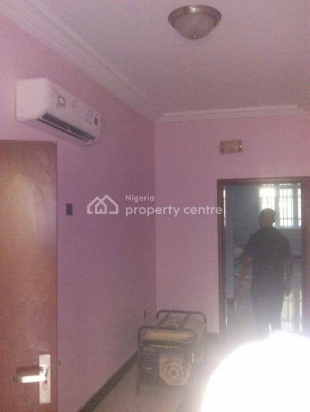 Exclusively Excellent Superb Finished Brand New Well Equipped 3 Bedroom  Flats, 4 Units, with Air Conditioners Fixed, Prepaid, University View Estate, Ajiwe, Ajah, Lagos, Mini Flat for Rent