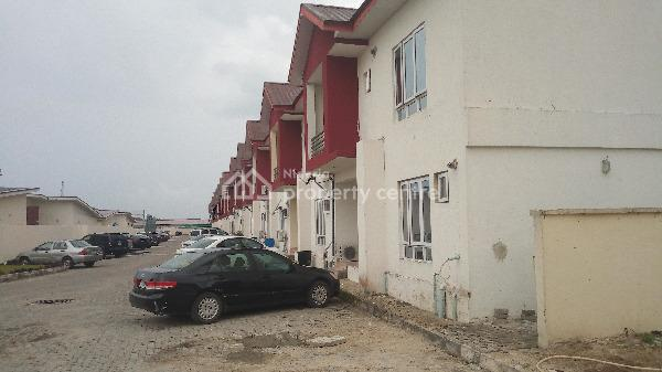 Luxury New 4 Bedroom Bungalow with Fitted a/cs, Lafiaji, Lekki, Lagos, Semi-detached Bungalow for Rent
