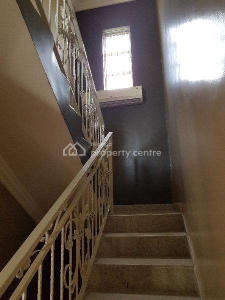 Luxurious 3 Bedroom All Furnished and 24hours Light with Nice Security and Lovely Environment, Ologolo, Lekki, Lagos, Semi-detached Duplex for Rent
