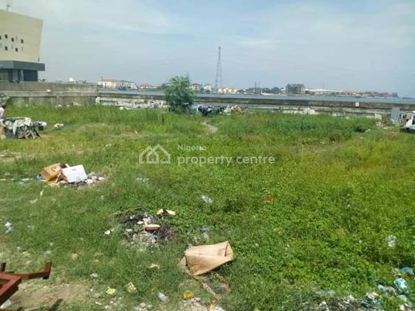 2000sqm Water Front Land, Lekki Phase 1, Lekki, Lagos, Commercial Land for Rent