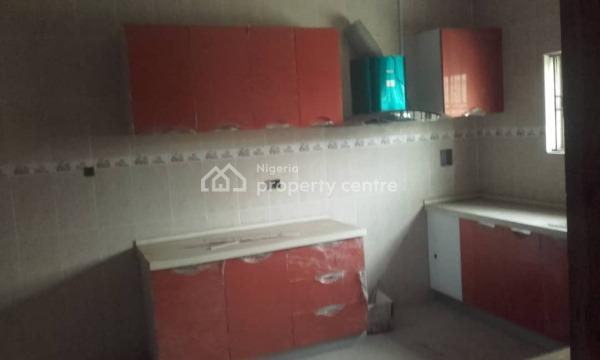Newly Built 4 Bedrooms Detached Bungalow with Mini-flat Bq on 2 Plots of Land in an Estate, Valley View Extension, Ebute, Ikorodu, Lagos, Detached Bungalow for Sale