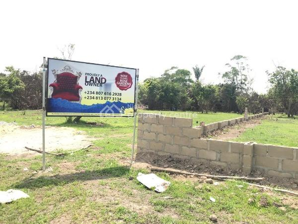 Lands/service Plots, Asese, Ibafo, Ogun, Residential Land for Sale