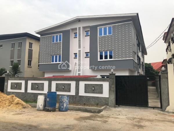 Tastefully Finished 6 Units of 3 Bedroom Flat All Rooms En-suite, Gra, Ogba, Ikeja, Lagos, Block of Flats for Sale