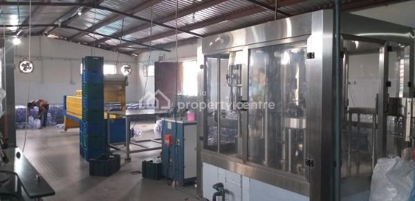 Brand New and Fully Fitted Water Factory and Bakery, Very Close to Lekki Epe Expressway, Abule Panu, Ibeju Lekki, Lagos, Factory for Sale