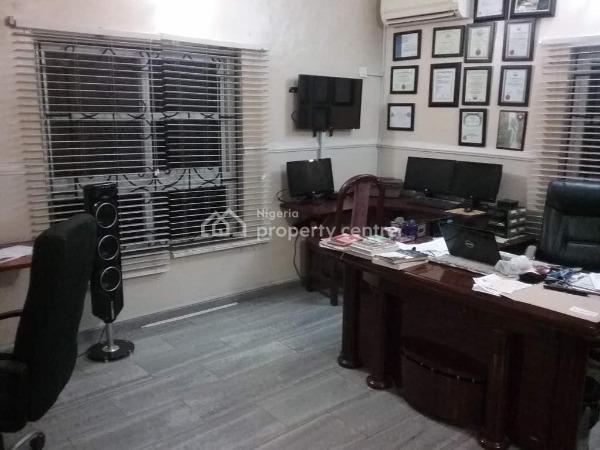 Lovely Furnished 3 Bedroom  Duplex  with Bqs, Northern Foreshore  Estate, Lekki Phase 2, Lekki, Lagos, Detached Duplex for Rent