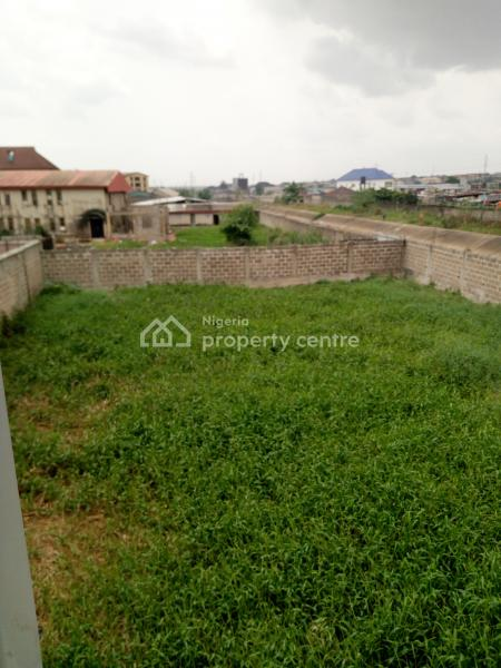 Standard Full Plot of Land with Good Document, Alagba Scheme 1 Estate, Nysc Camp, Mulero, Agege, Lagos, Residential Land for Sale