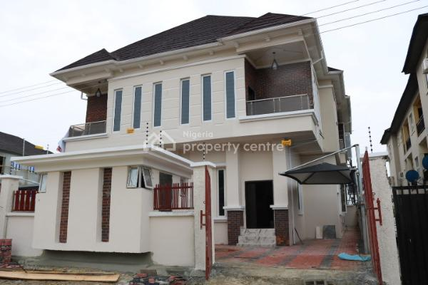 Brand New, Exquisite and Luxury 4 Bedroom Semi-detached House with Boys Quarter, Off Lekky County Homes Road, Ikota Villa Estate, Lekki, Lagos, Semi-detached Duplex for Sale