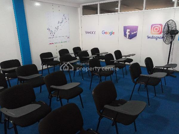 Training/conference Room, 42, Kenneth Dike Way, By Favos Building, New Bodija, Ibadan, Oyo, Conference / Meeting / Training Room for Rent