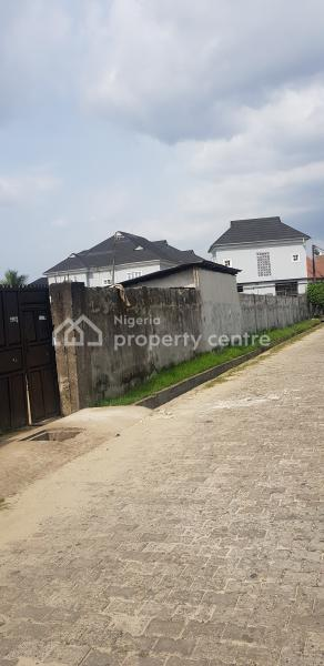 Sharp Standard Dry 4 Plots of Land Price Drop, King Boms Close, Off Aldgate Hotels, Gra Phase 3, Port Harcourt, Rivers, Mixed-use Land for Sale