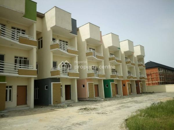 a Newly Built 6 Unit of 3 Bedroom Terrace Duplex with All Possible Features, Lekki Phase 1, Lekki, Lagos, Detached Duplex for Rent