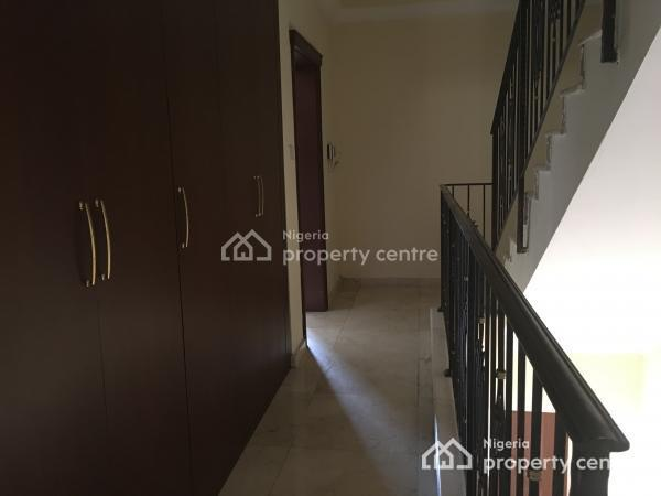 Tastefully Built 4 Bedroom Town House with State of The Art Finishing with a Bq, Lekki Phase 1, Lekki, Lagos, Terraced Duplex for Rent