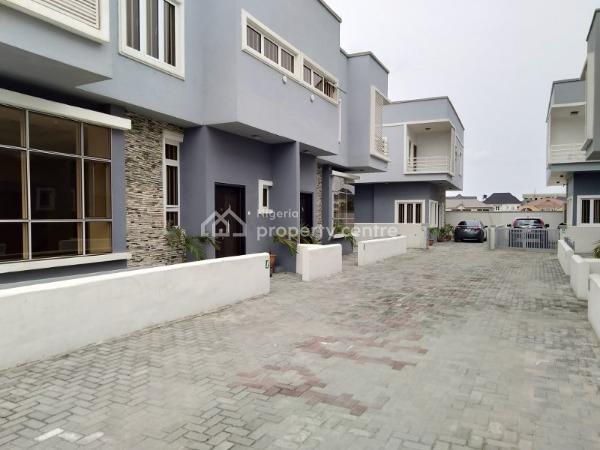 Luxury 4 Bedroom Semi Detached Duplex, Agungi, Lekki, Lagos, Semi-detached Duplex for Sale
