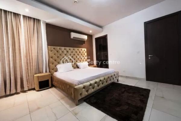 Tastefully Furnished 3 Bedroom Serviced Flat, Bourdillon Drive, Old Ikoyi, Ikoyi, Lagos, Flat Short Let
