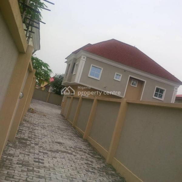 Newly Finished 5 Bedroom Duplex with a Bq, Near Shoprite, Crown Estate, Ajah, Lagos, Flat for Rent