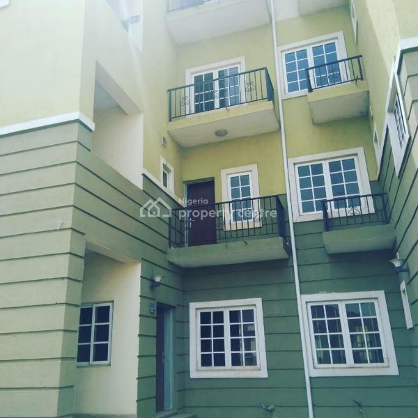 Brand New Luxurious 4 Bedroom Terrace Duplex with a Bq, By American Int School, Durumi, Abuja, Terraced Duplex for Rent