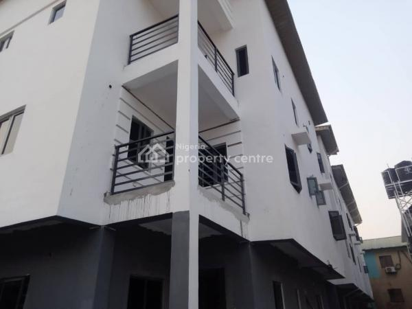 Brand New 3 Bedroom Terrace Duplex with Bq, Idado, Lekki, Lagos, Terraced Duplex for Rent