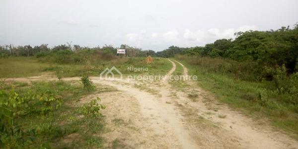 Dry Lands Measuring  300 Square Meter, Off Ibeju - Lekki Express Way, Eleko, Ibeju Lekki, Lagos, Mixed-use Land for Sale