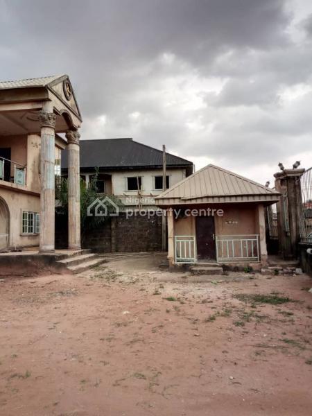 Luxury 4 Bedrooms Duplex, at Off Okumdia, 2nd Ugbor Gra, Benin, Oredo, Edo, Detached Duplex for Sale