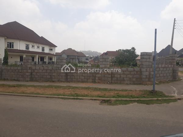 Well Placed and Amazingly Located Low Density Residential Landuse, Off Aliyu Modibbo Avenue, Guzape District, Abuja, Residential Land for Sale