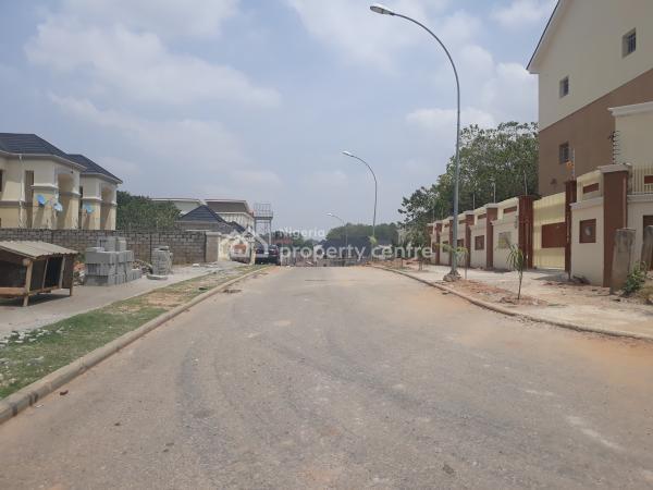 Fenced & Strategically Located Medium Density Land, Off Adamu Aliero Crescent, Near Coza Church, Guzape District, Abuja, Residential Land for Sale