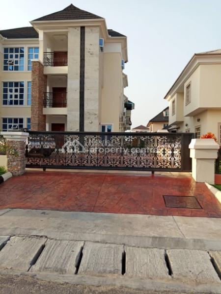 Brand New 4 Bedroom Classy, Luxurious Executive Duplex, Chevron  Estate, Lekki Phase 1, Lekki, Lagos, Detached Duplex for Rent
