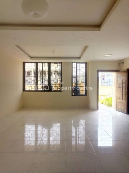 Tastefully Finished 4 Bedroom Terrace Dublex with Bq, Ikate Elegushi, Lekki, Lagos, Terraced Duplex for Sale