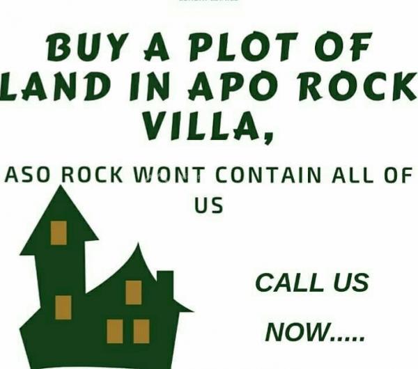 Plots of Land with Fcda Allocation, Apo Rockvilla Estate, Behind Apo Legislative Quarters, Apo, Abuja, Residential Land for Sale