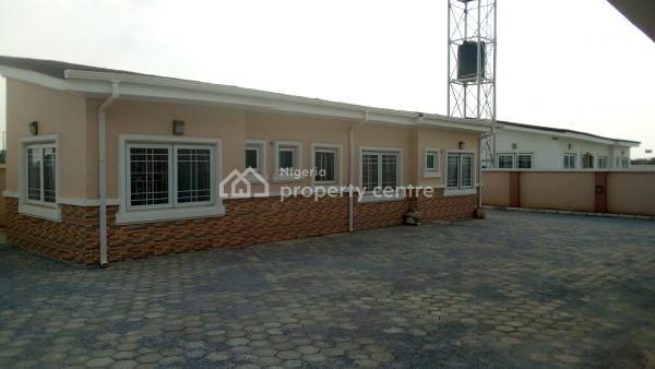 Brand New 4 Bedroom Detached Duplex with 3 Rooms Bq, Mbora, Abuja, Detached Duplex for Sale