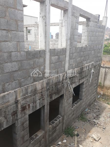 Uncompleted Residential Buildings ( Exceptional & Eye Catching), Opposite Ministers Hill, Near Panama Junction, Katampe (main), Katampe, Abuja, Terraced Duplex for Sale