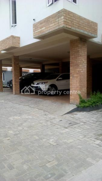4 Bedroom Terrace Duplex, Parkview, Ikoyi, Lagos, Terraced Duplex for Sale