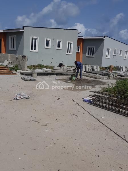 3 Bedroom Flat Apartments, Terrace Duplex, Triplexes and Fully Detached Duplexes at Awoyaya, Oribanwa., Awoyaya, Awoyaya, Ibeju Lekki, Lagos, Block of Flats for Sale