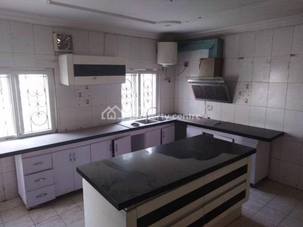 a Well Renovated 5 Bedroom Duplex with 2 Room Bq, Wuse 2, Abuja, Detached Duplex for Rent