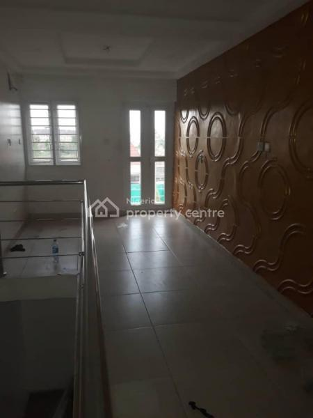 Tastefully Finished 4 Bedroom Terraced House with a Room Bq, Gwarinpa, Abuja, Terraced Duplex for Rent