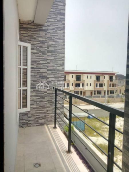 Tastefully Finished 4 Bedroom Terrace Duplex with Bq, Ikate Elegushi, Lekki, Lagos, Terraced Duplex for Sale
