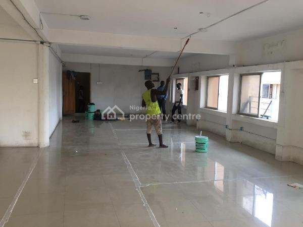 (pg024) 98 Sqm Commercial Office Space Available for Lease, Allen Avenue, Allen, Ikeja, Lagos, Office Space for Rent