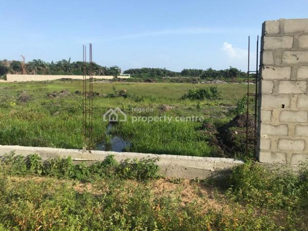 1400sqm Land Commercial Property Bare Land , Ideal for Mall, Banks, Schools, Hotel  Etc, Opposite Eti-osa Local Government Office, Beside Uba Bank , Just Before New Road (alfa Beach Road) and Chevron Roundabout, Lekki -  Ajah Expressway, Idado, Lekki, Lagos, Commercial Land for Sale