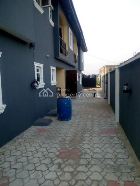 New Building of 4 Unit of 3 Bedroom Flats, Oke-afa, Before Mfm Prayer City, Off Lagos Ibadan Expressway, Magboro, Ogun, House for Rent
