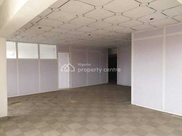 Open Floor Space for Commercial Purpose, Along Herbert Macaulay Way, By Alagomeji B/stop, Alagomeji, Yaba, Lagos, Office Space for Rent