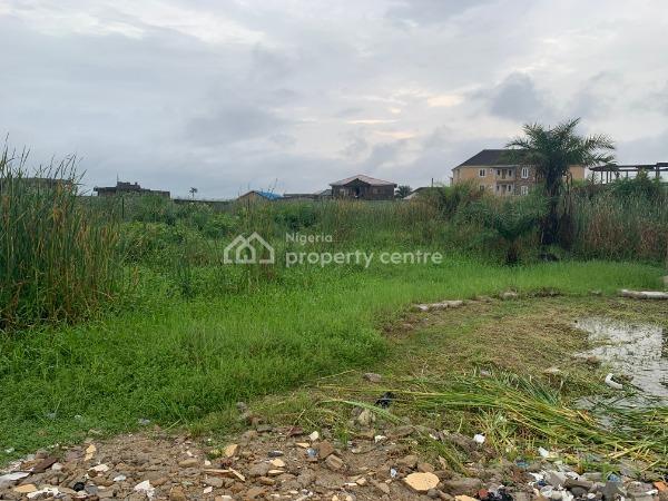 Plot of Land, Moses a Ebitu Street, Behind Spg Baruwa, Ologolo, Lekki, Lagos, Residential Land for Sale