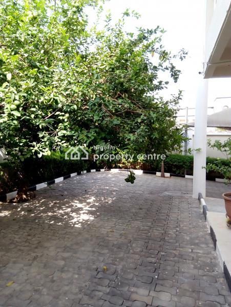 Majestic 5 Bedroom Detached Duplex with 2 Bedrooms Chalet,a Room Bq, Maitama District, Abuja, House for Rent