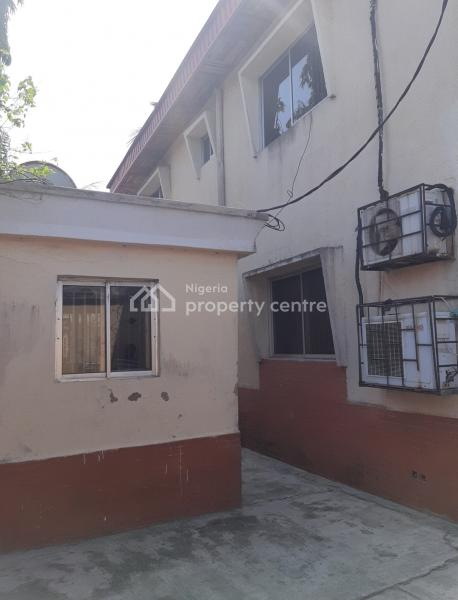 a Unit 4 Bedroom Duplex, 2 Units of 3 Bedroom Flats, Strategically Sitting on a Full Plot of Land, Ologolo, Lekki, Lagos, Block of Flats for Sale