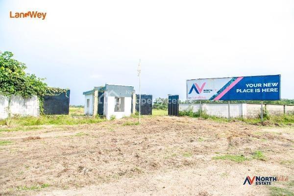North Ville Estate, Lekki Free Trade Zone, Lekki, Lagos, Residential Land for Sale