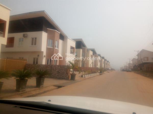 Tastefully Finished 5 Bedroom  Detached Duplex, Prestigious Paradise Estate, Dape, Abuja, Detached Duplex for Sale