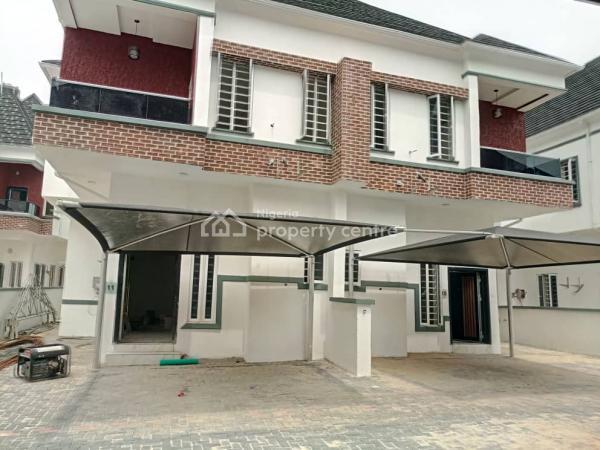 Newly Built Semi Detached Estate, Osapa, Lekki, Lagos, Semi-detached Duplex for Sale