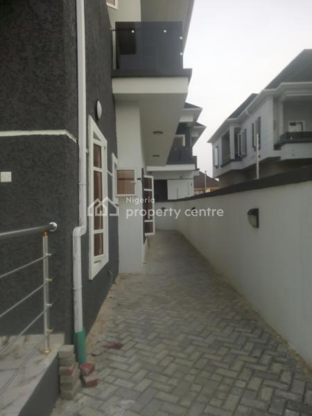 Luxury 4 Bedrooms Semi Detached Duplex with Excellent Facilities, White Oak Estate, Ologolo, Lekki, Lagos, Semi-detached Duplex for Sale