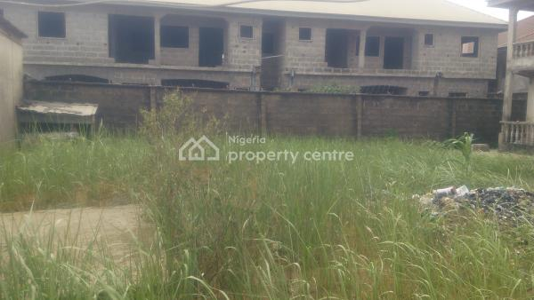 Block of Flats, Amikanle(behind Ait), Alagbado, Ijaiye, Lagos, Block of Flats for Sale