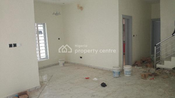 Brand New and Superbly Finished 4 Bedroom Fully Detached Duplex with Bq, Lafiaji, Lekki, Lagos, Detached Duplex for Sale